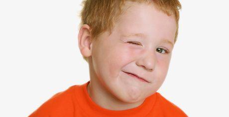 Tourette syndrome in children