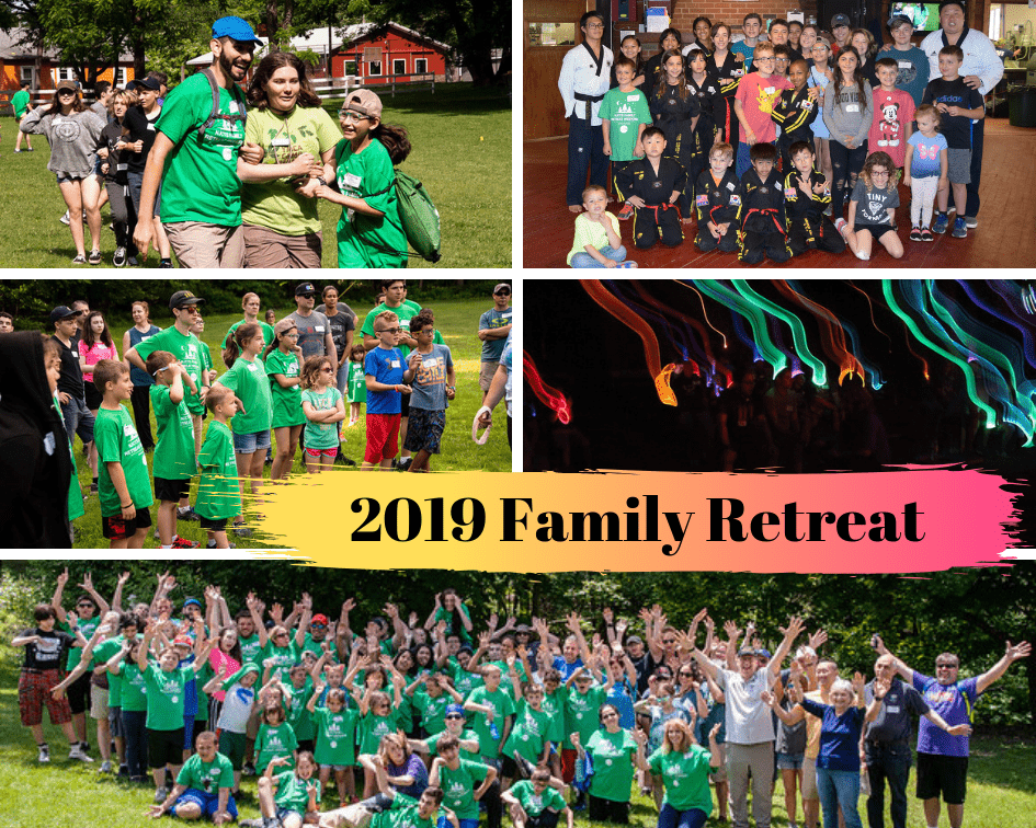 NJCTS – Family Retreat Weekend