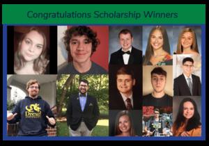 NJCTS Scholarship winners