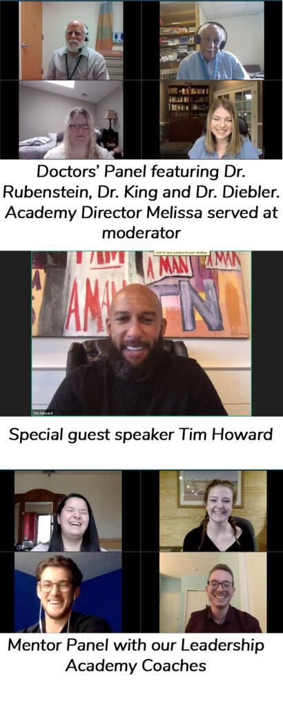Global Teen TS Summit presenters